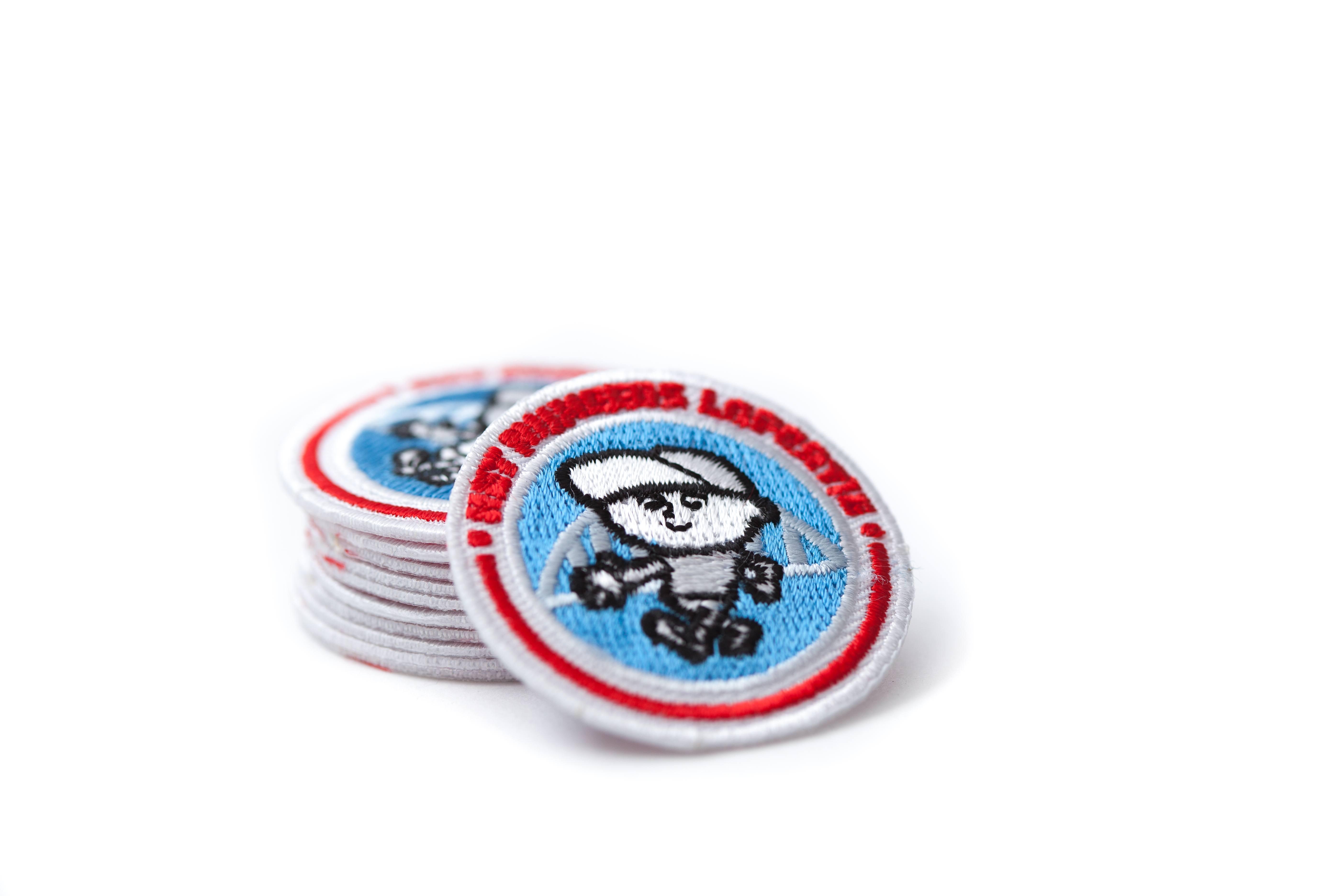 Badge Het Nijmeegs Lopertje